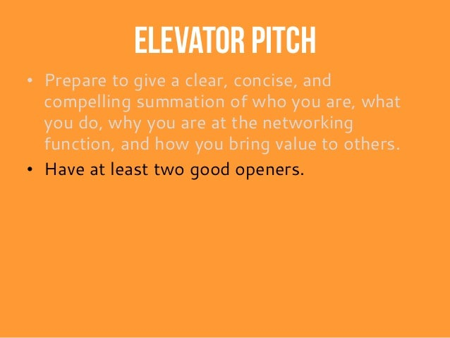 example of elevator pitch of bookkeeper