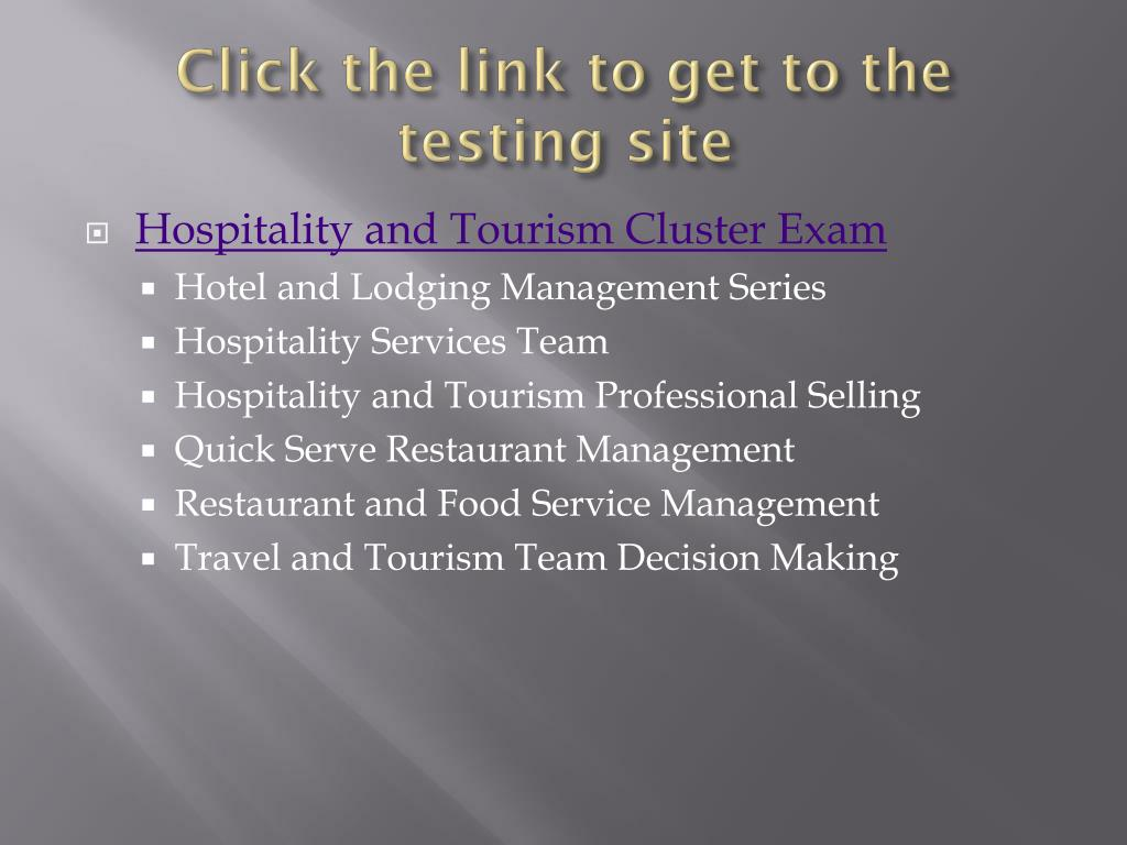 deca professional selling event example