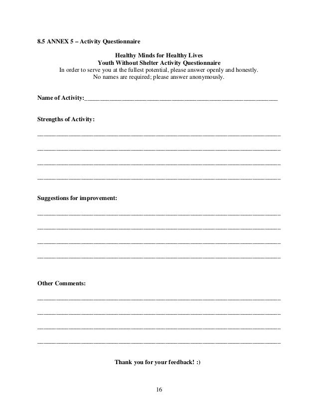 group proposal example social work