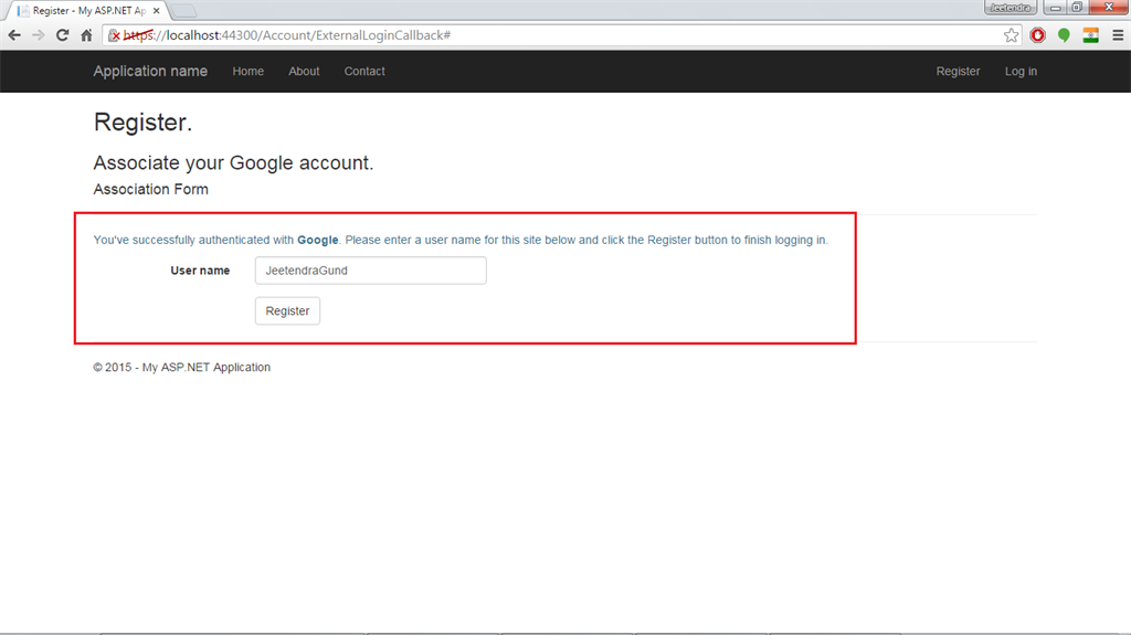 authentication in mvc 5 example
