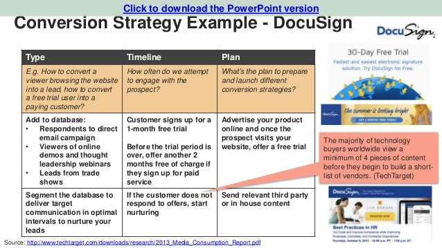 example of market trends in marketing plan