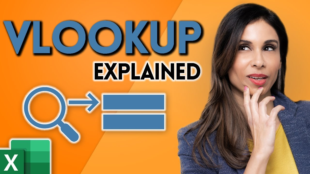 explain vlookup in excel 2007 with example
